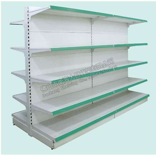 DC-22 supermarket shelf
