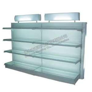 DC18 supermarket glass shelf