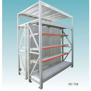 DC-718 Heavy duty storage supermarket shelf