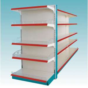 DC18 supermarket shelf